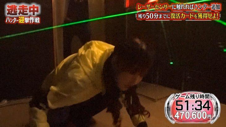 嫌われアイドル日向坂さん、逃走中でもやらかして袋叩きにされてしまう…